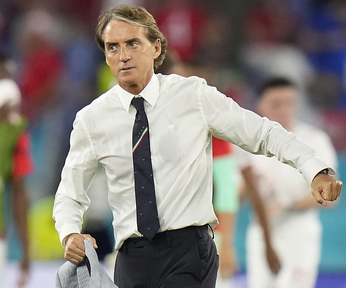 Lino Banfi telefonata Roberto Mancini