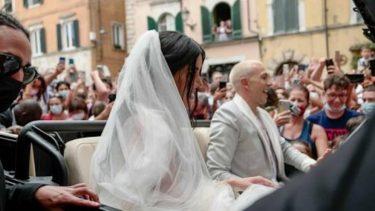maicol berti matrimonio veronica ciardi