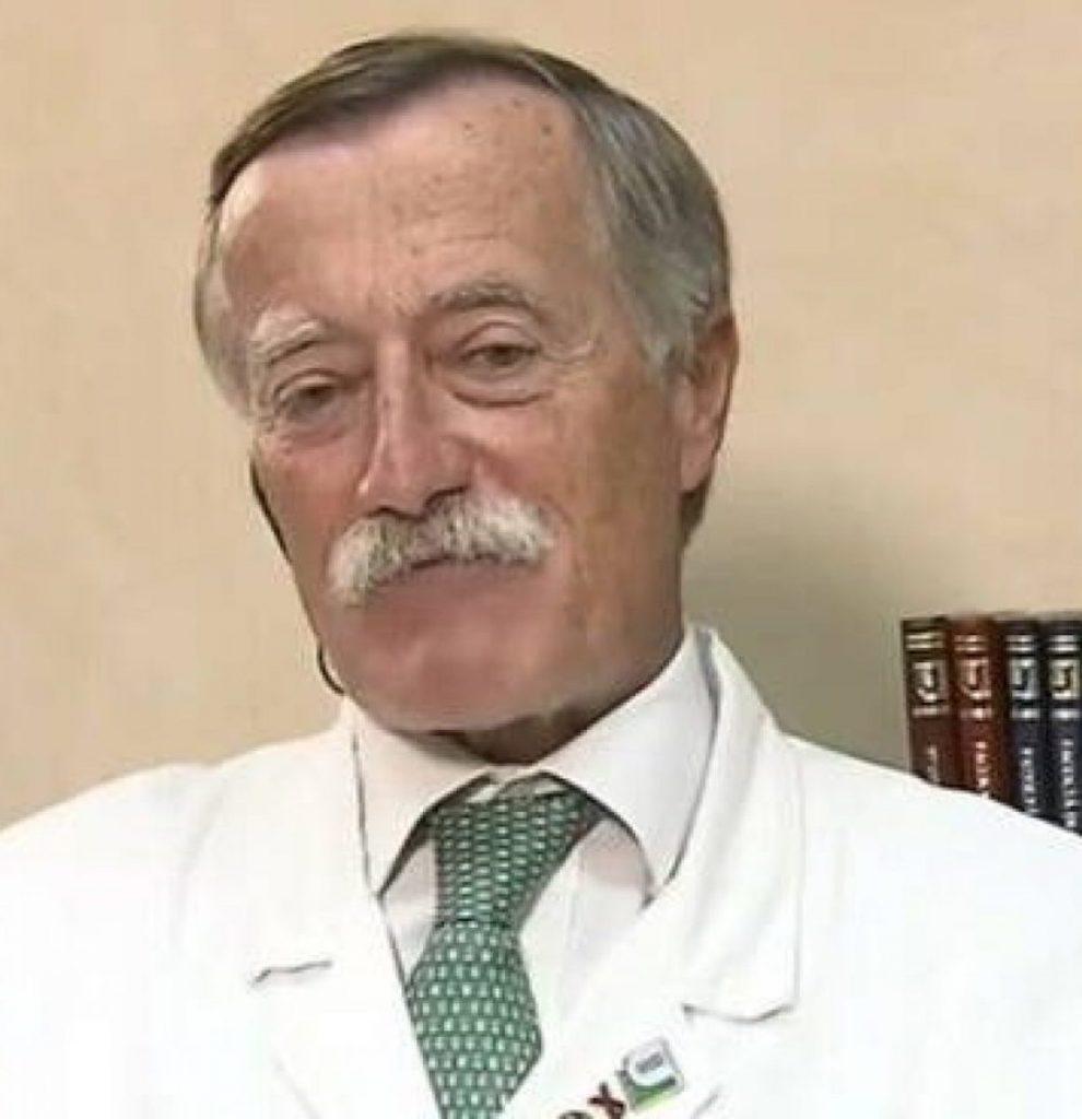 Massimo Andreoni salva no vax