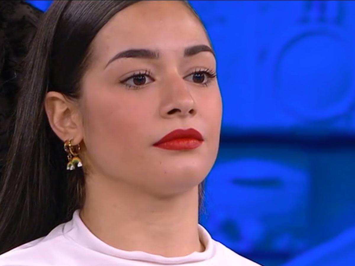 Rosa Di Grazia e Martina Miliddi gaffe da Lorella Cuccarini