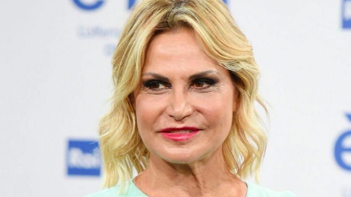 Simona Ventura, foto in costume Estate 2021