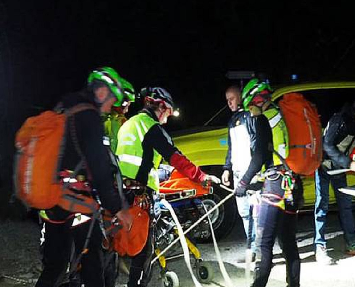 Valle D'Aosta alpiniste morte Martina Svilpo Paola Viscardi