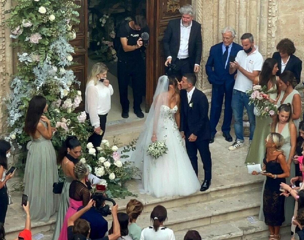 Stefano Sensi matrimonio