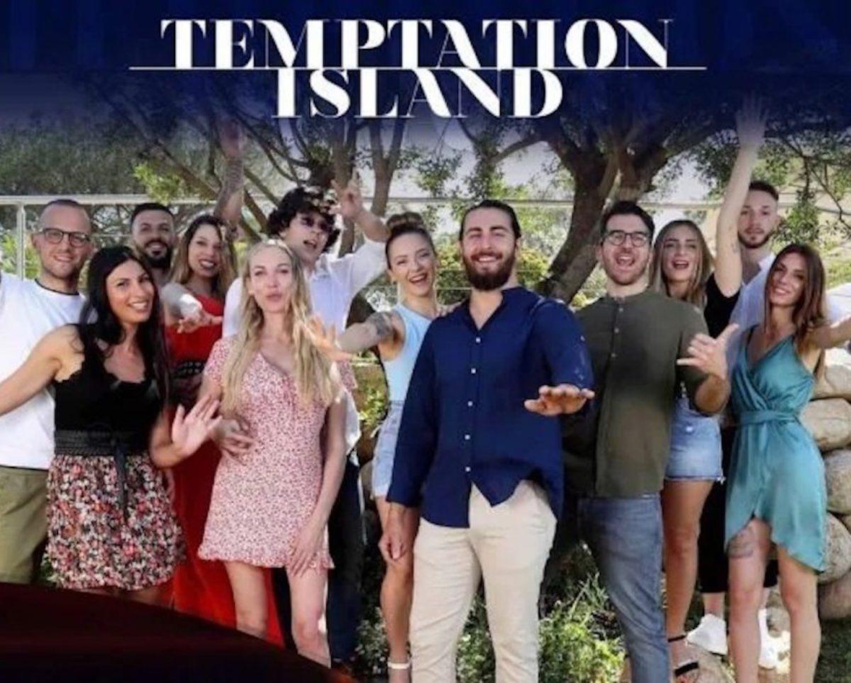 temptation island 2021 falò alessio