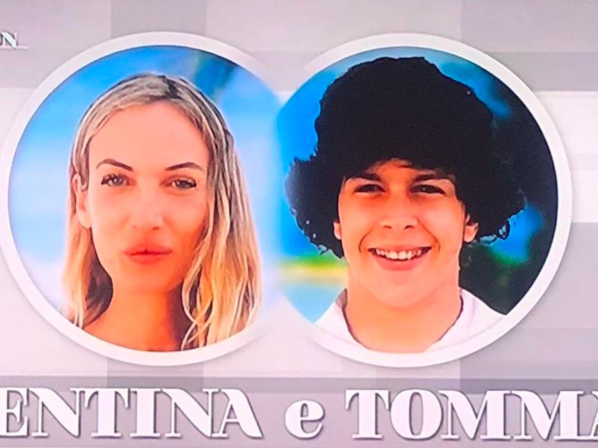 Matteo Temptation Island 2021