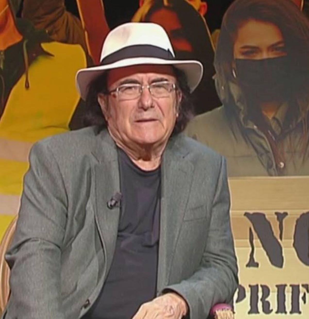 Albano Carrisi Tristezza Notizia Esclusione The Voice Senior