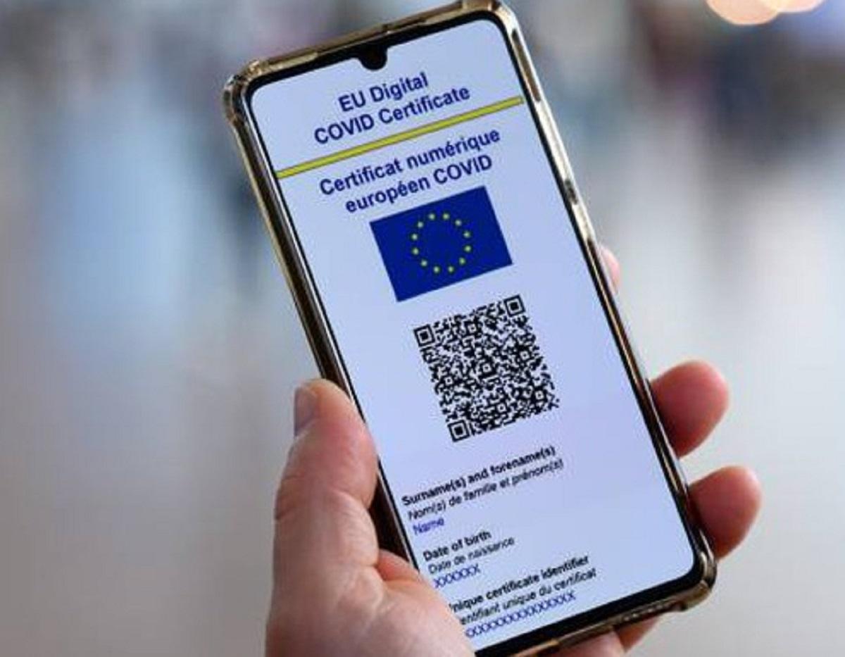 Green pass operazione polizia fake pass vendita online