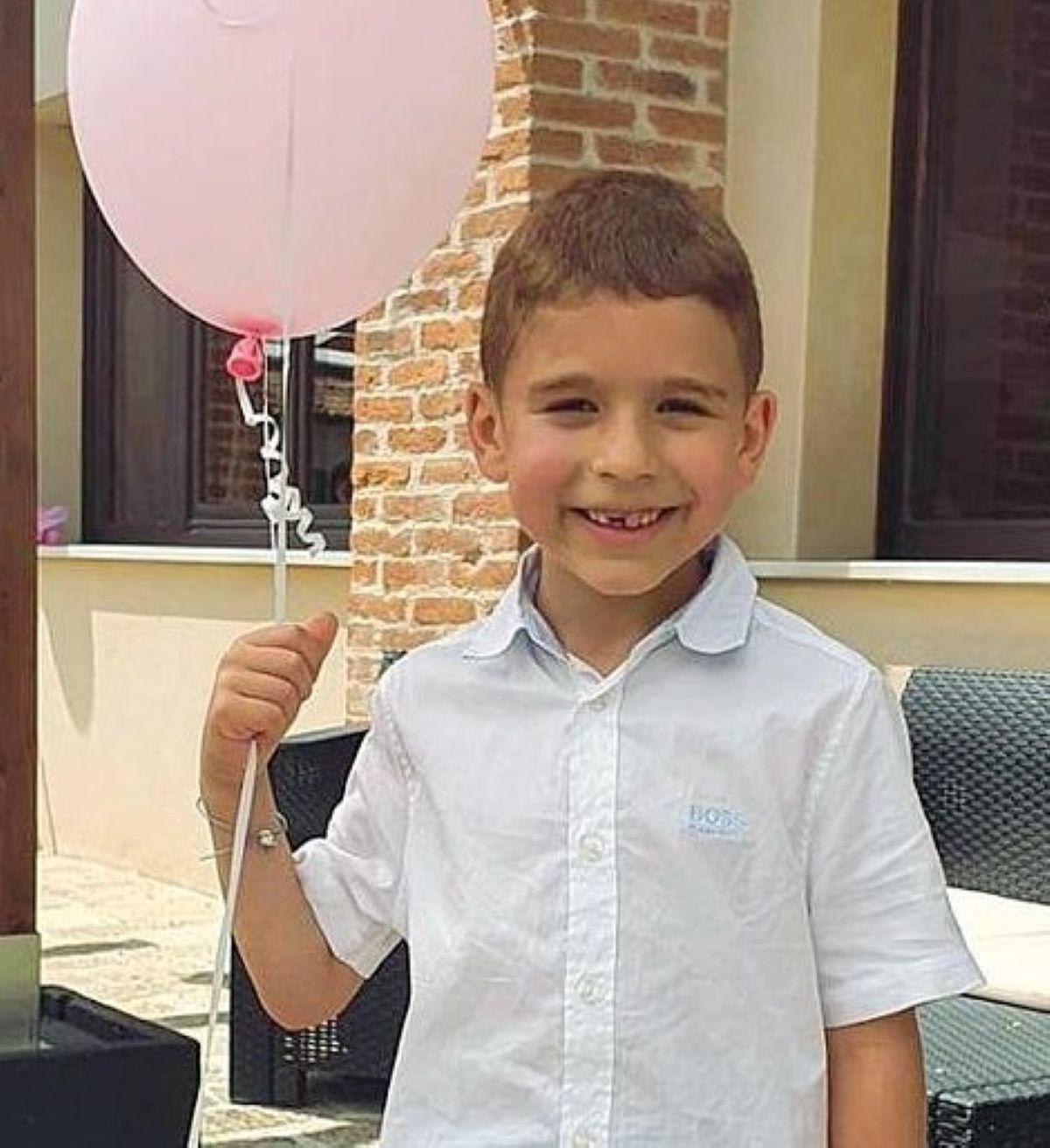 Christian Menin Morto Piscina 6 anni Annegamento San Pietro in Gu