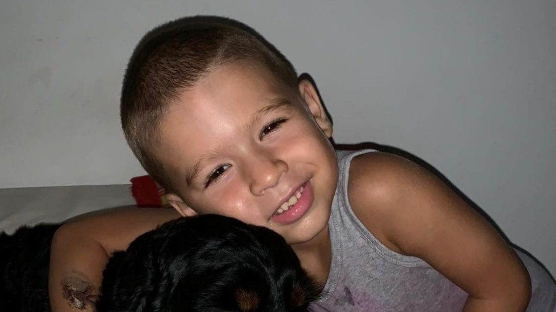 Christian Menin Morto Piscina 6 anni San Pietro in Gu Annegamento