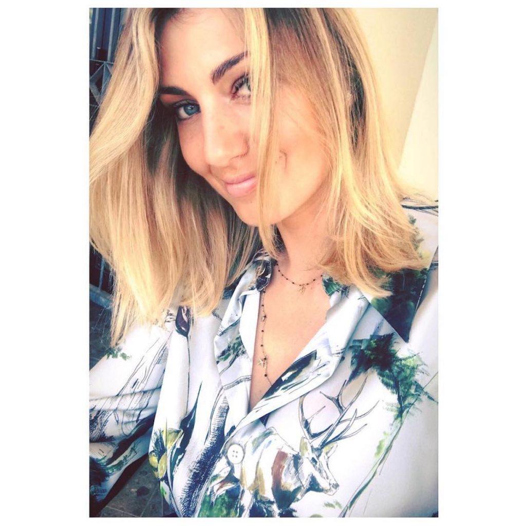 Claudia Andreatti operata