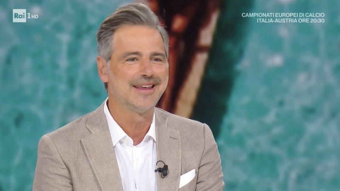 Beppe Convertini Conferma Linea Verde Senza Ingrid Muccitelli