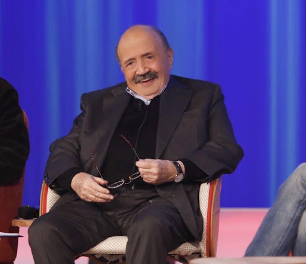 Maurizio Costanzo Novità Ritorno L'Intervista