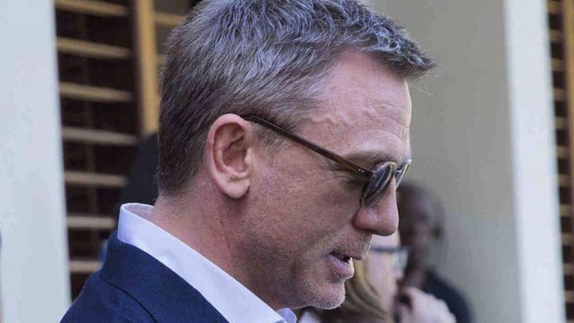 Daniel Craig Nessuna Eredità Due Figlie