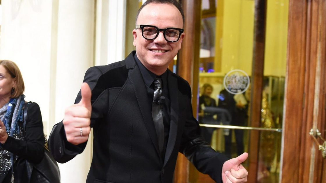 Gigi D'Alessio Papà Quinta Volta
