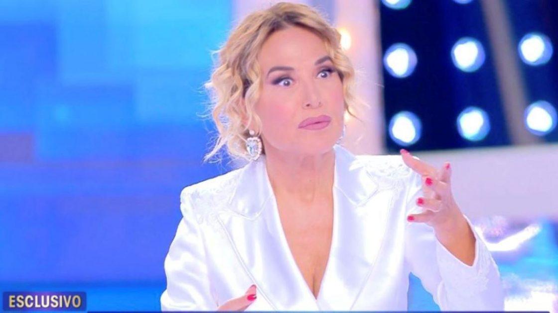 Barbara D'Urso Rischio Conduzione La Talpa