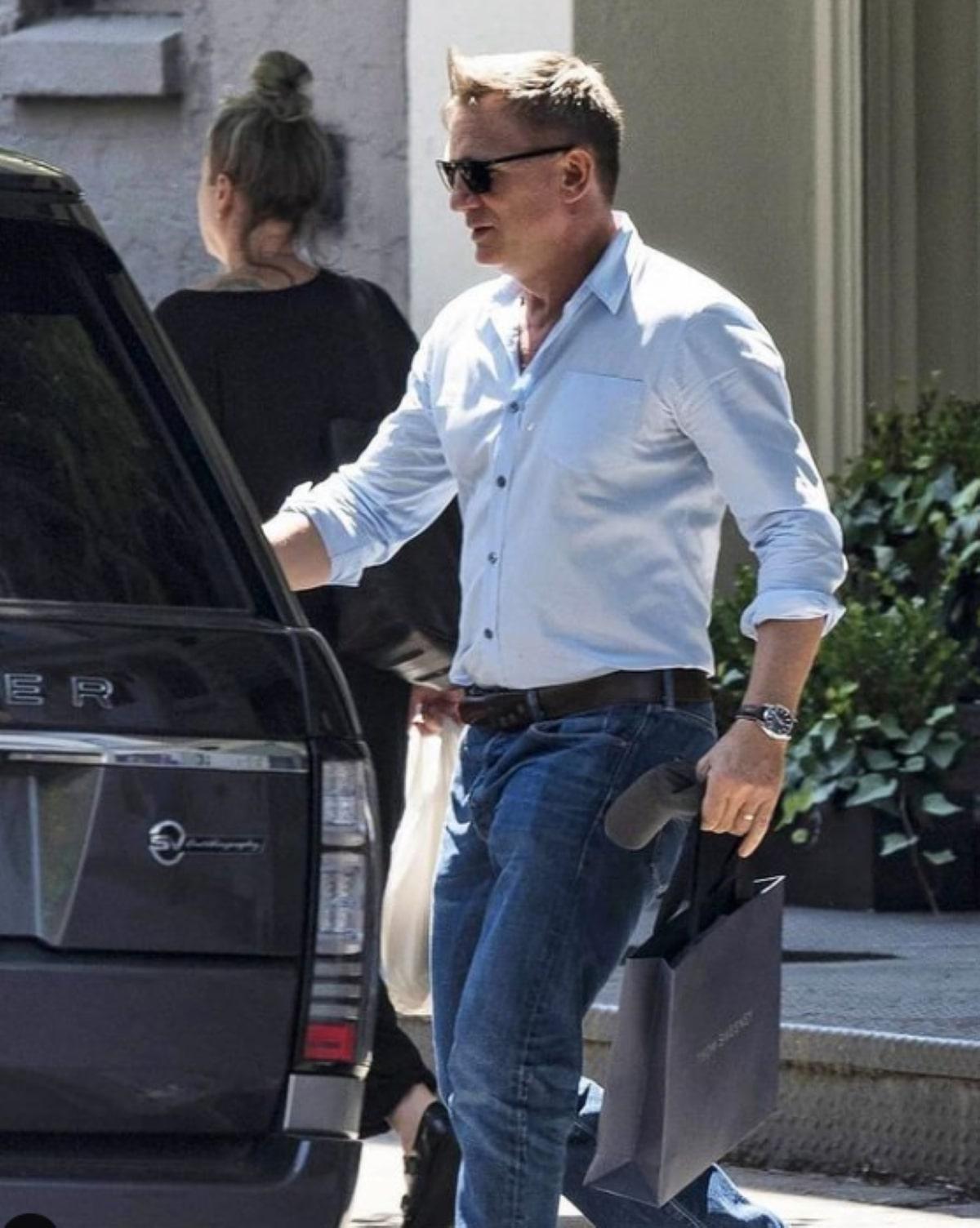 Daniel Craig Nessuna Eredità Figli Motivi