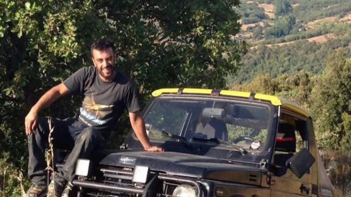 Dario Manca Morto Incidente Stradale Atzara
