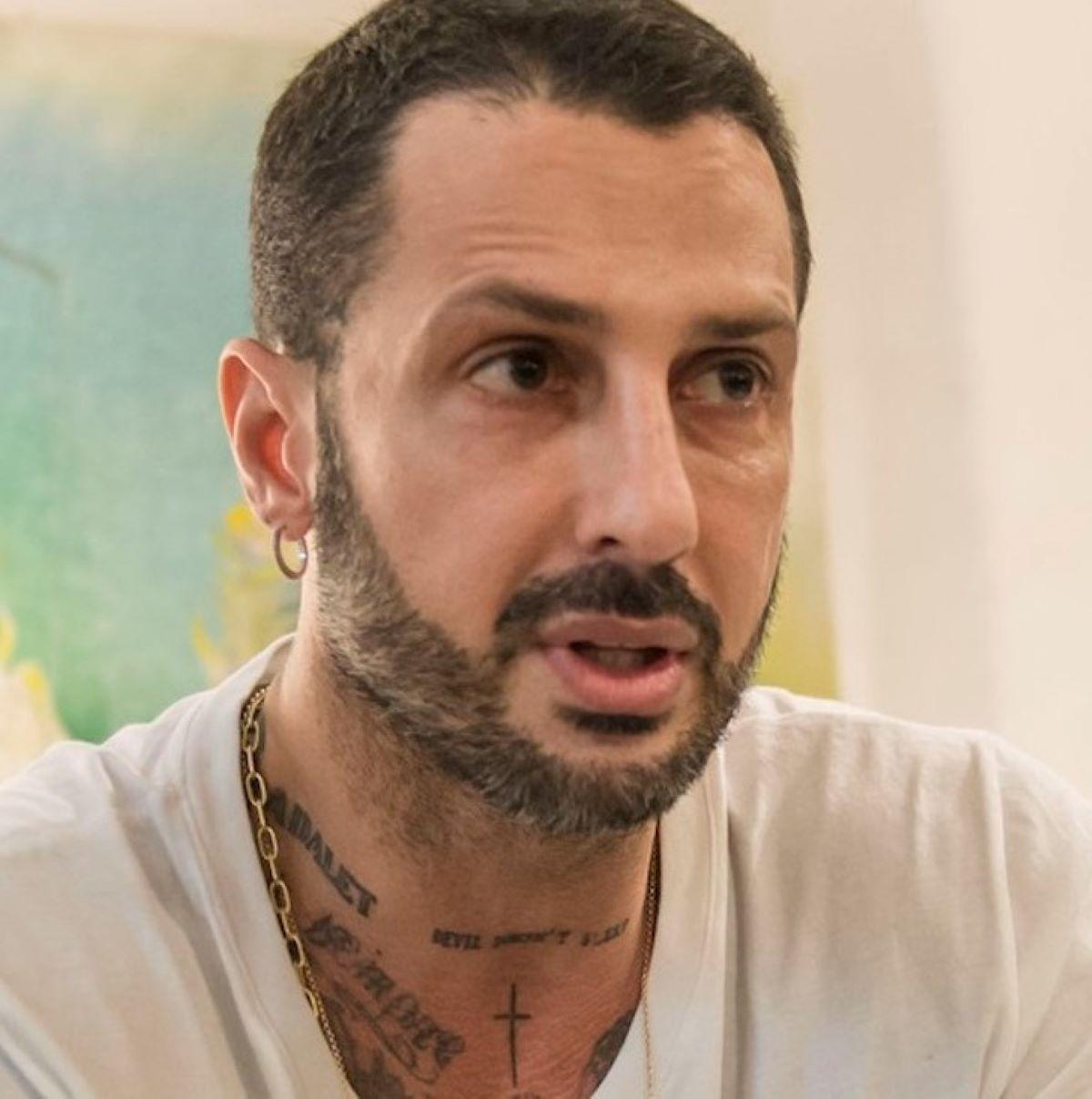 Fabrizio Corona Accuse Ladro Ex Uomini e Donne Jessica Antonini
