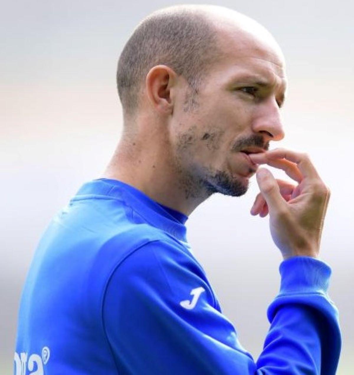Franck Berrier Morto Lutto Calcio Attacco Cardiaco Partita Padel