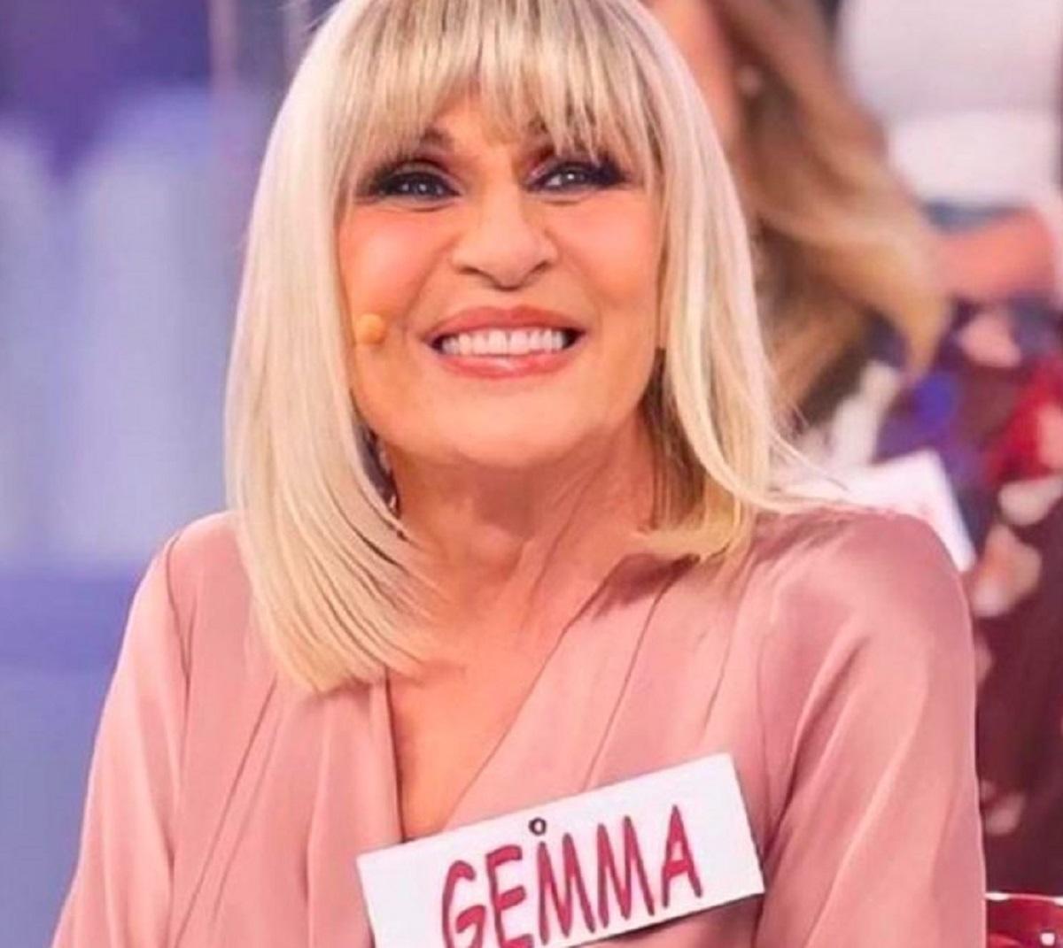 Gemma Galgani Uomini e Donne ritocchini Ursula Bennardo