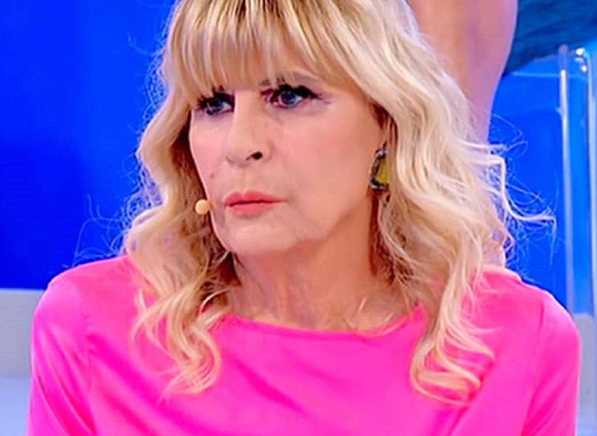Gemma Galgani Tina Cipollari Uomini e Donne frecciatina