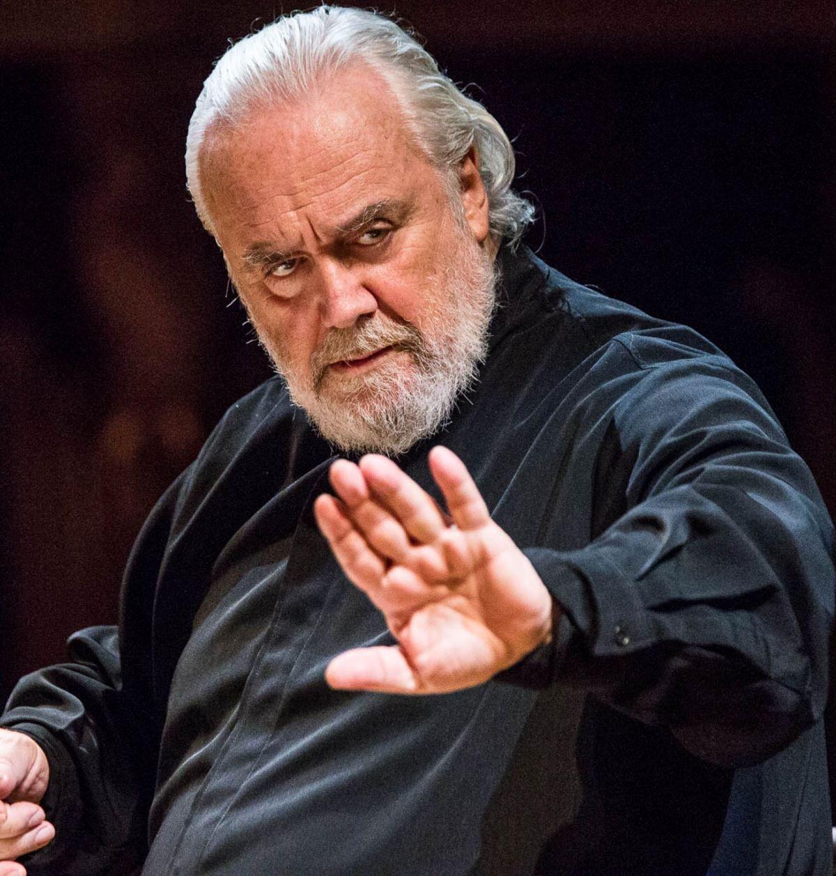 Lutto Musica Morto Direttore Orchestra Gianluigi Gelmetti