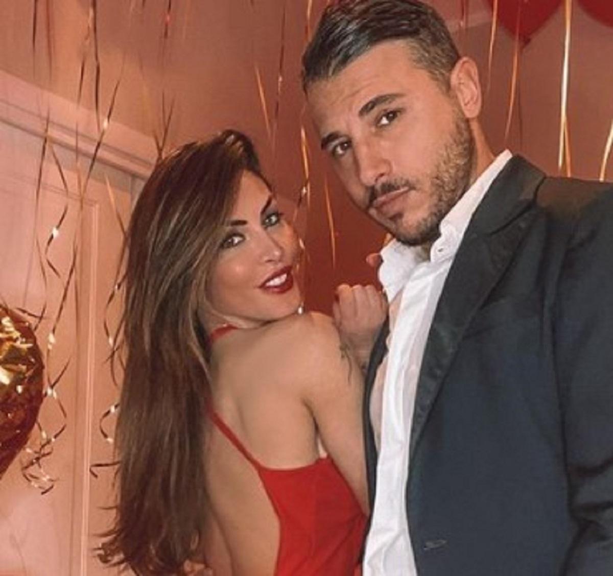Guendalina Tavassi ex marito Umberto D'Aponte smentita tradimenti