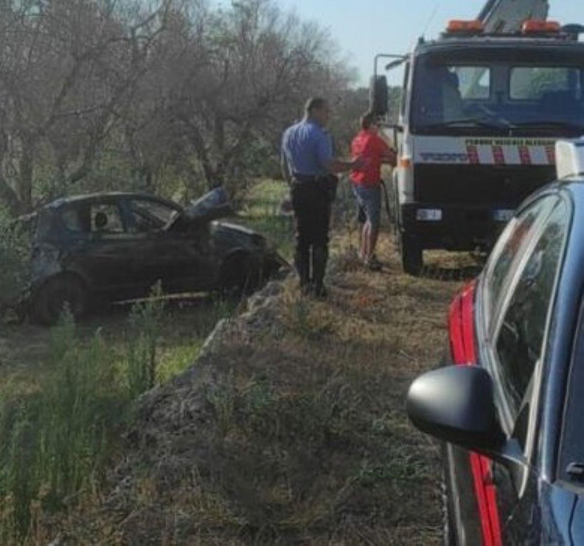 Gabriele Trovatello Morto Incidente Stradale Alessano Specchia