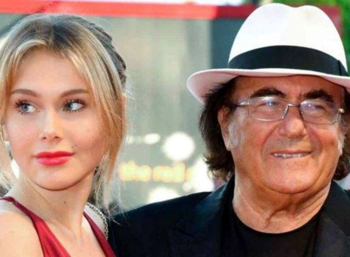 Albano Carrisi Jasmine Carrisi Preoccupazione Covid Figlia