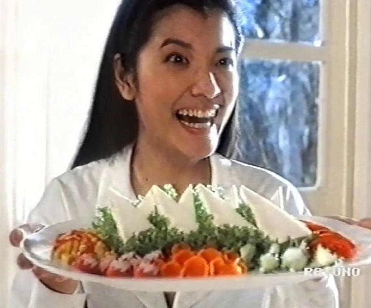 Kaori pubblicità Philadelphia oggi attrice