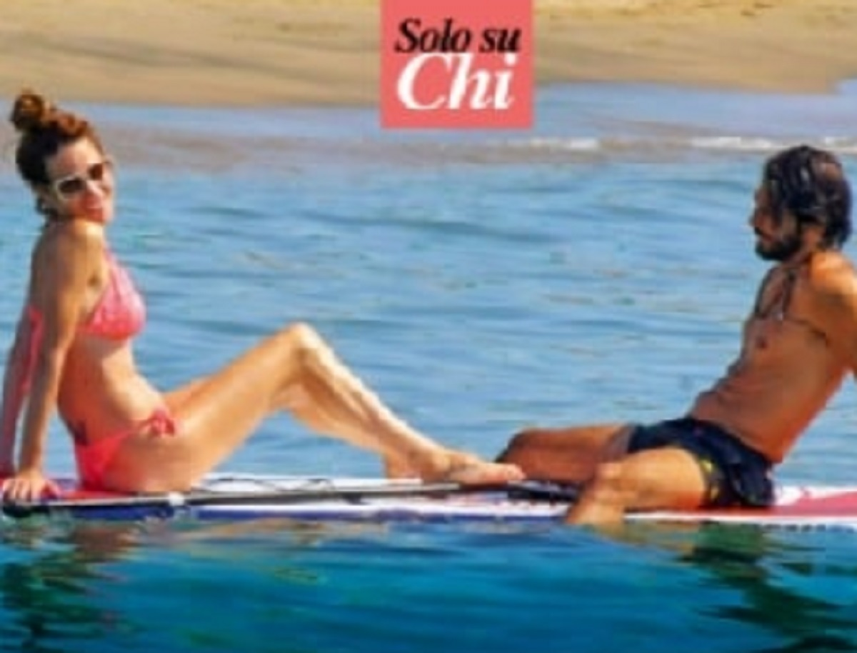 Laura Chiatti Marco Bocci crisi coppia smentita foto mare