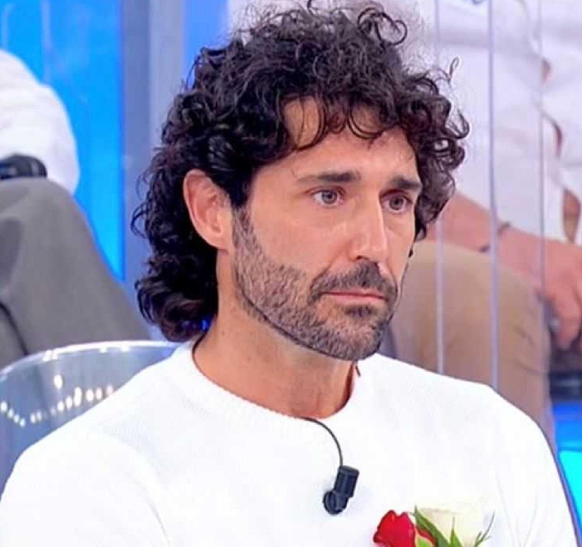 Elisabetta Simone Luca Cenerelli Uomini e Donne rottura conferma sfogo