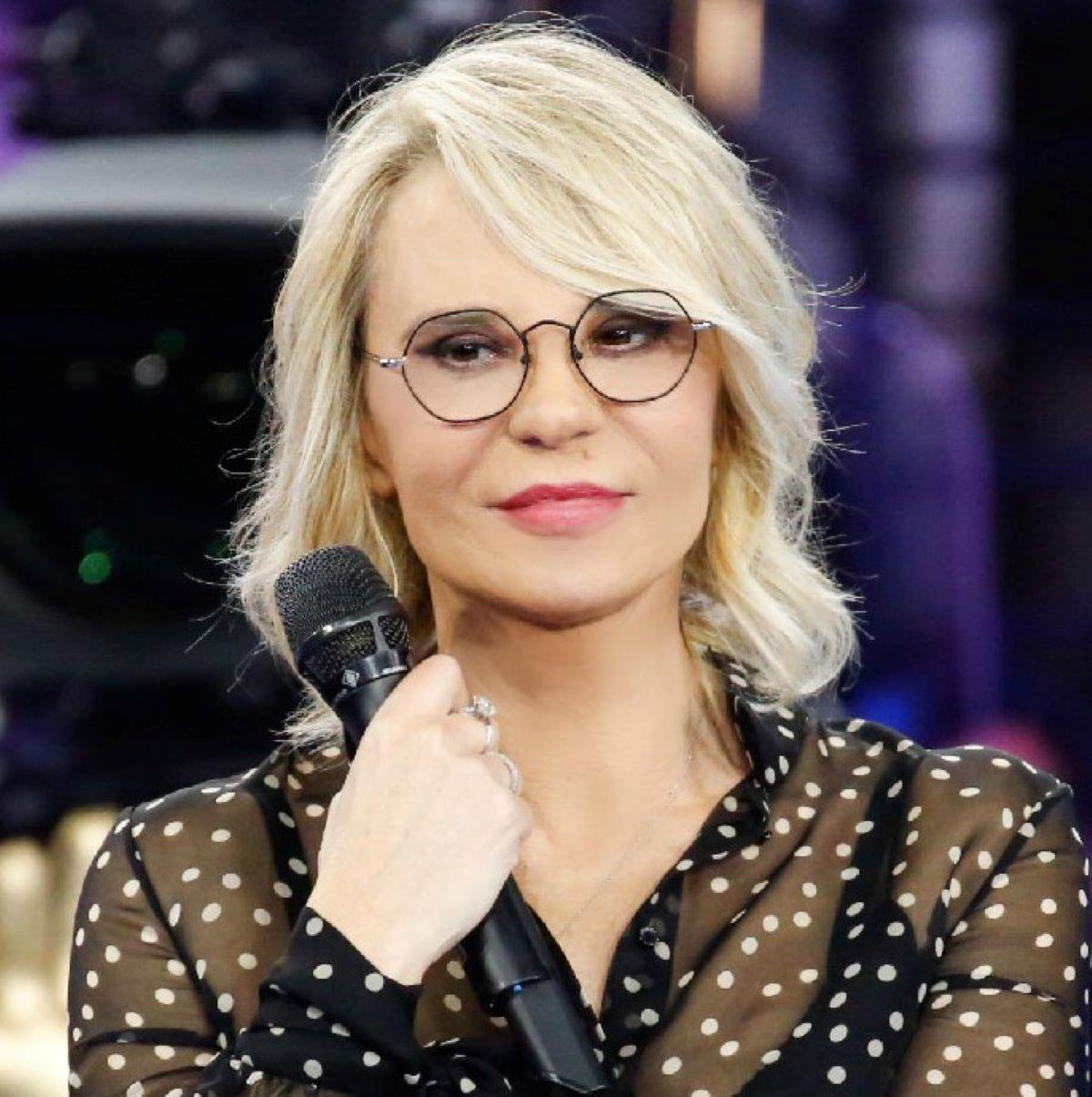 Maria De Filippi Giulia Stabile Grandi Progetti Tv
