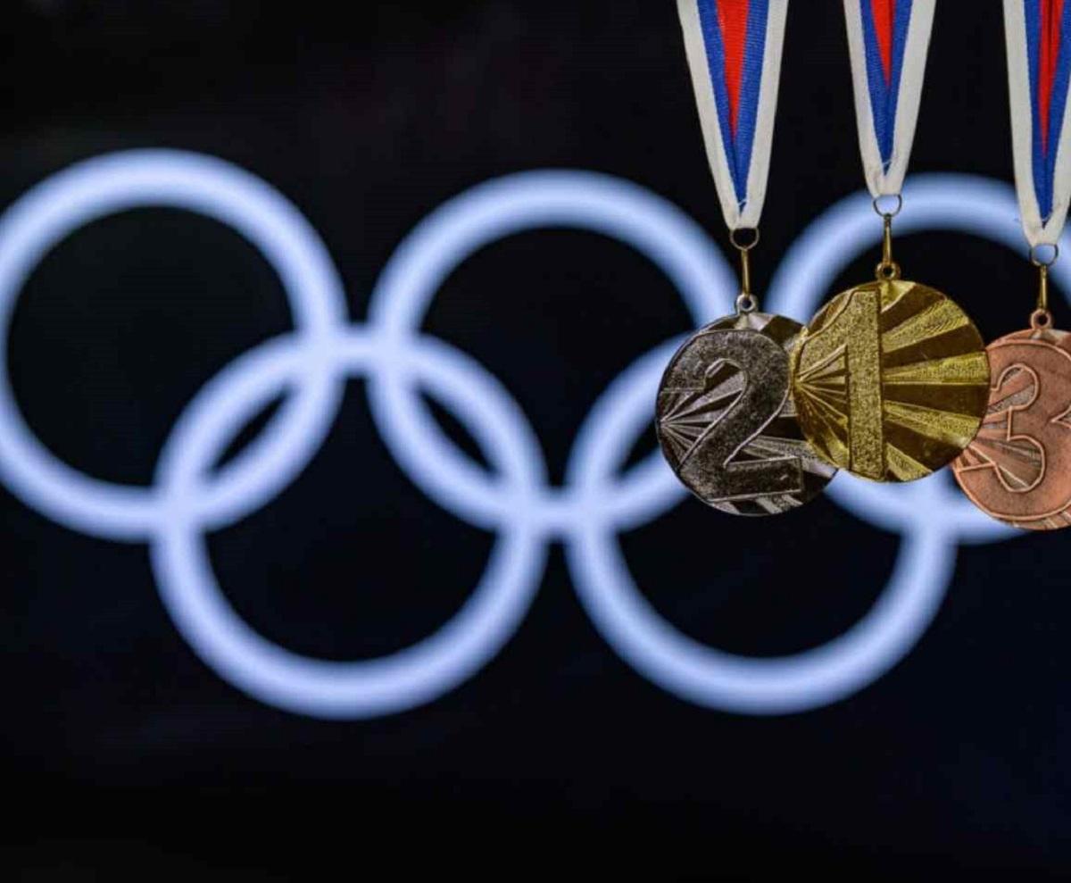 Luca Argentero Simona Ventura auguri gaffe Olimpiadi di Tokyo