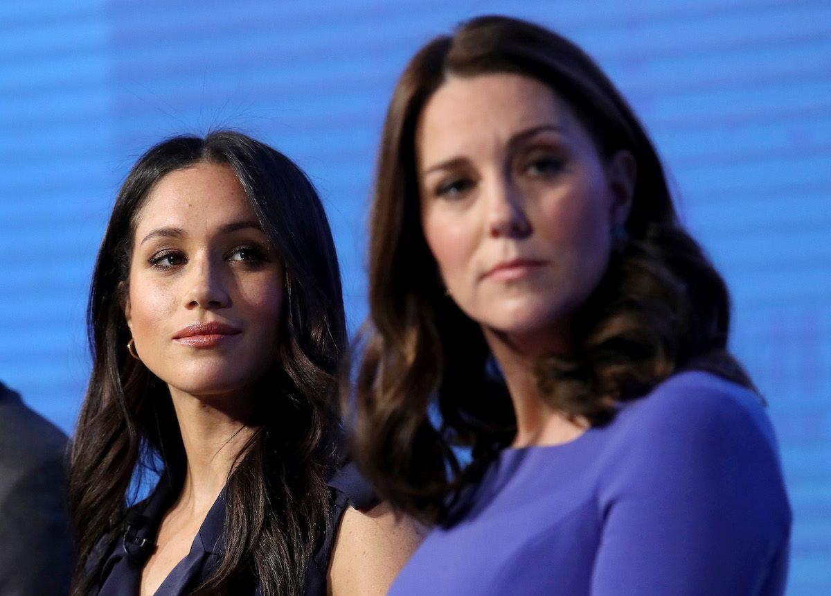 Meghan Markle Kate Middleton Pronte Pace Documentario Netflix