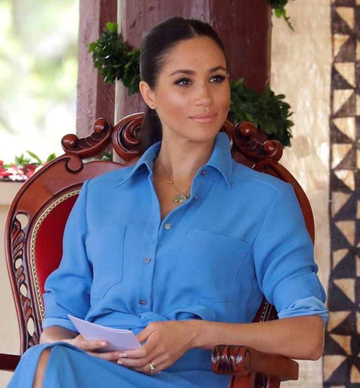 Meghan Markle Compleanno 40 anni Gesto Kate Middleton Principe William