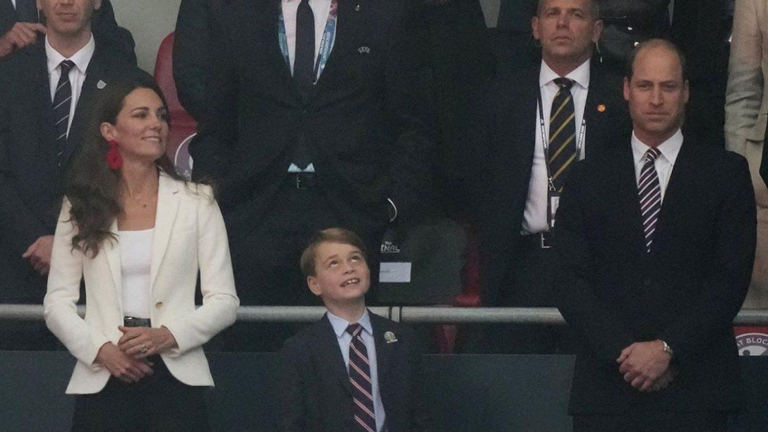 Principe William Kate Middleton Preoccupazione Principe George Colpa Harry