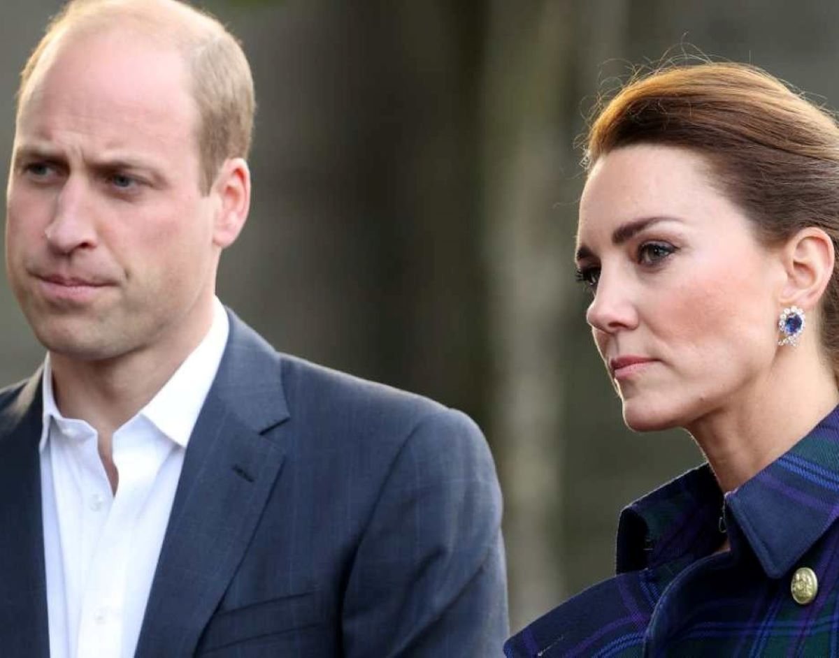 Principe William Kate Middleton Preoccupazione Figlio George Colpa Harry
