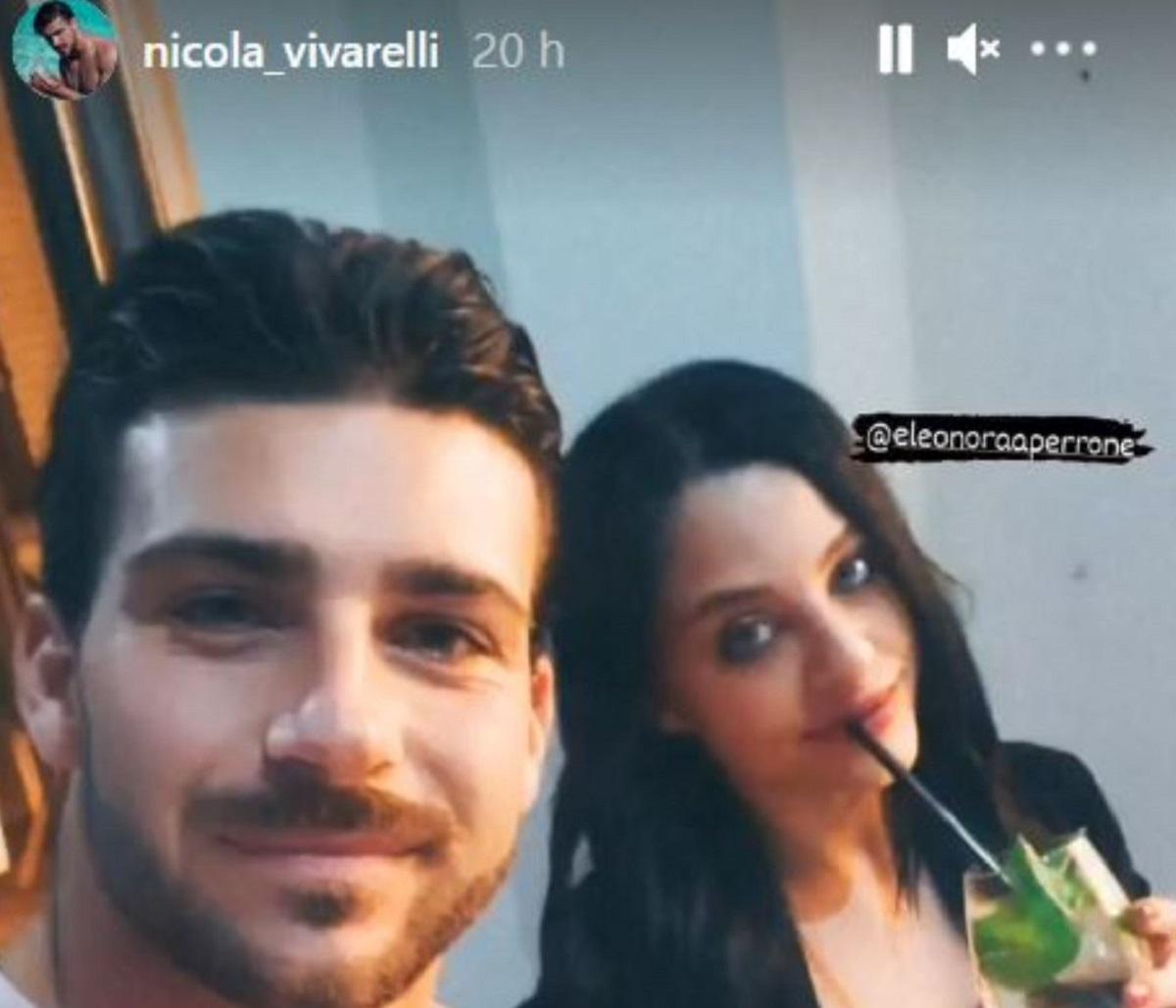 Nicola Vivarelli vacanza Puglia donna compagnia