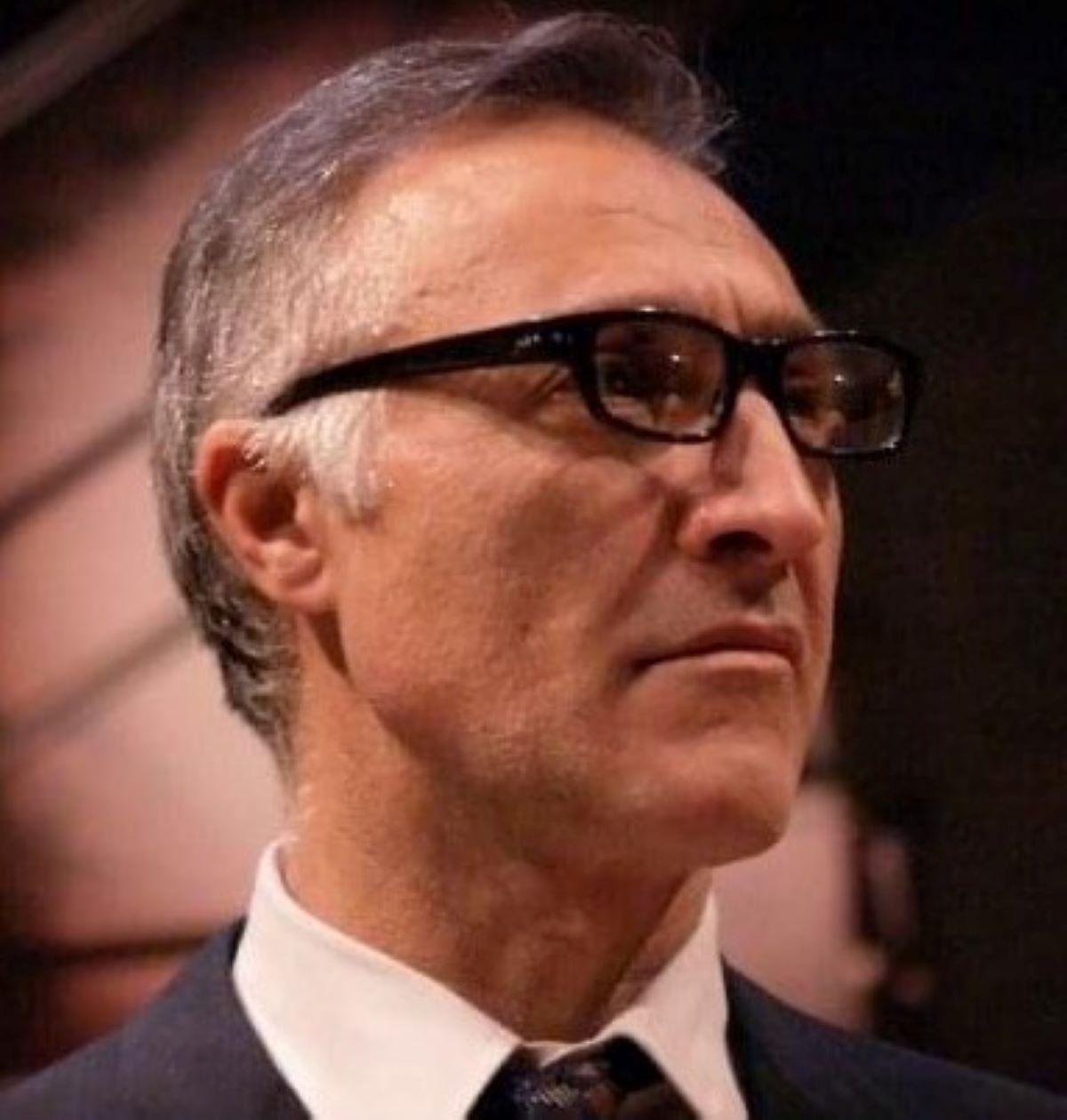 Lutto Cinema Televisione Morto Attore Doppiatore Nino D'Agata