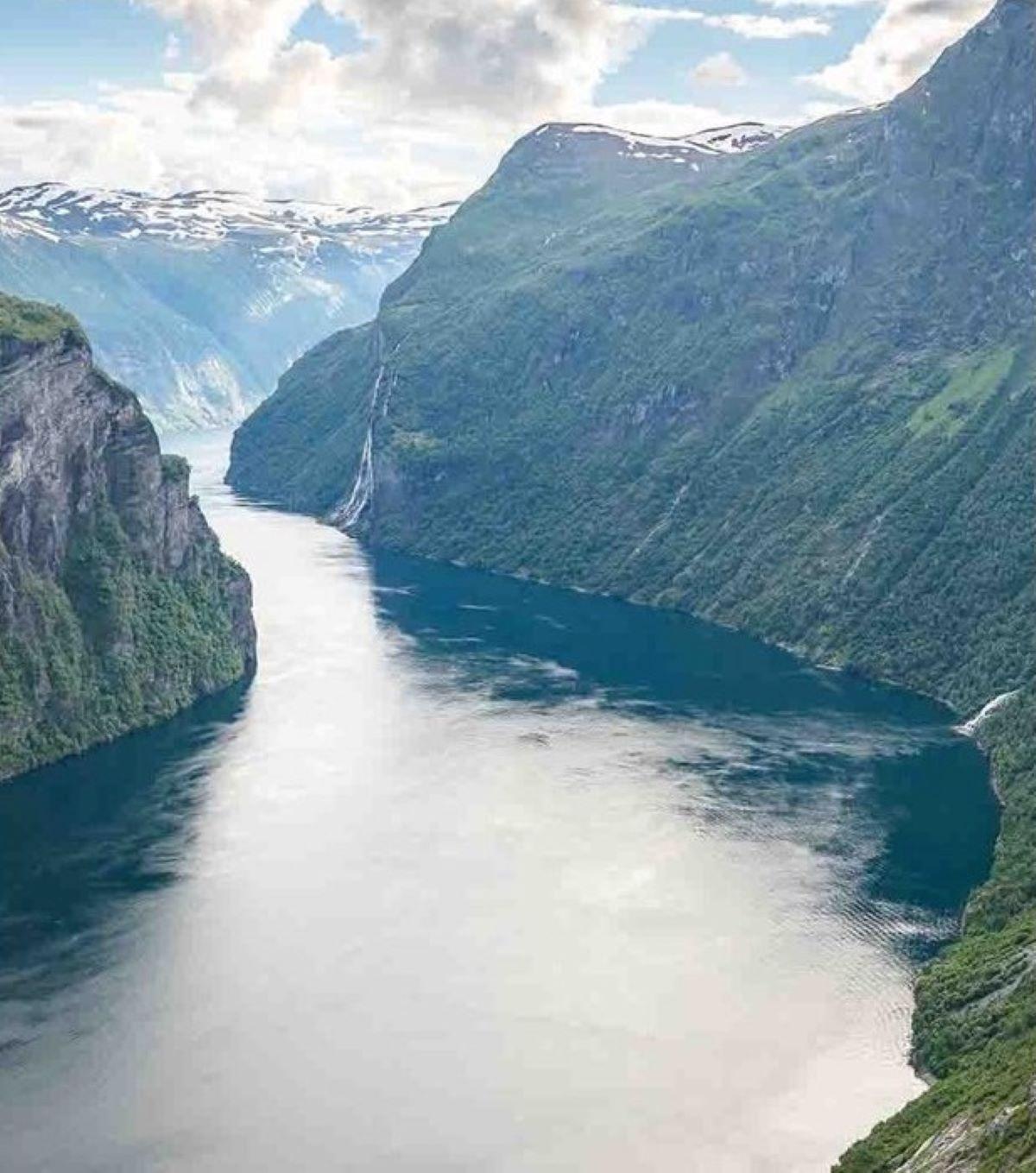 Silvia Deiana Morta Norvegia Vacanza Escursione