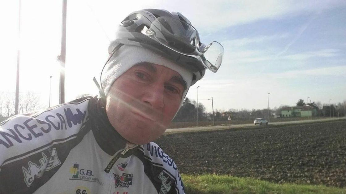 Franco Pavan Morto Incidente Bici Lutto Giornalismo