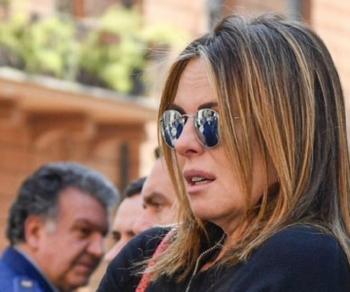 Paola Perego confessione panico farmaci