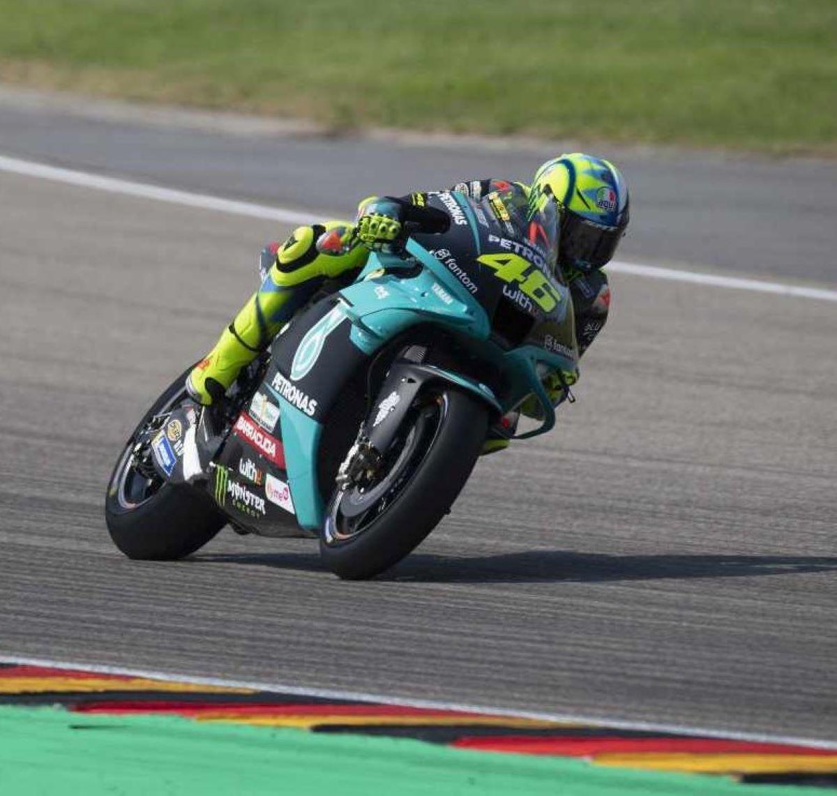 Valentino Rossi Annuncio Ritiro Pilota Moto Gp