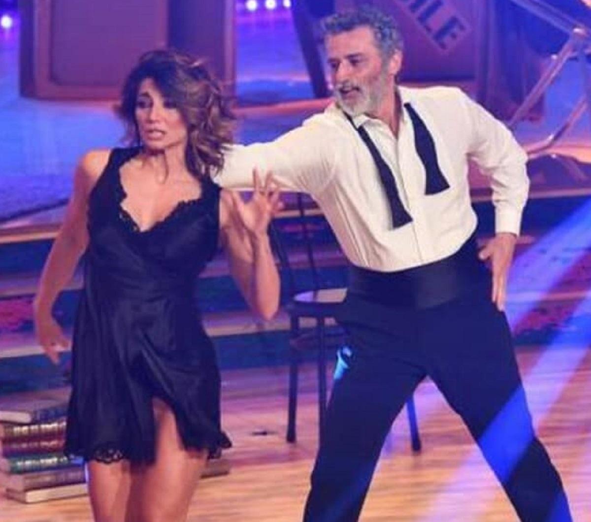 Samanta Togni motivo addio Ballando con le Stelle