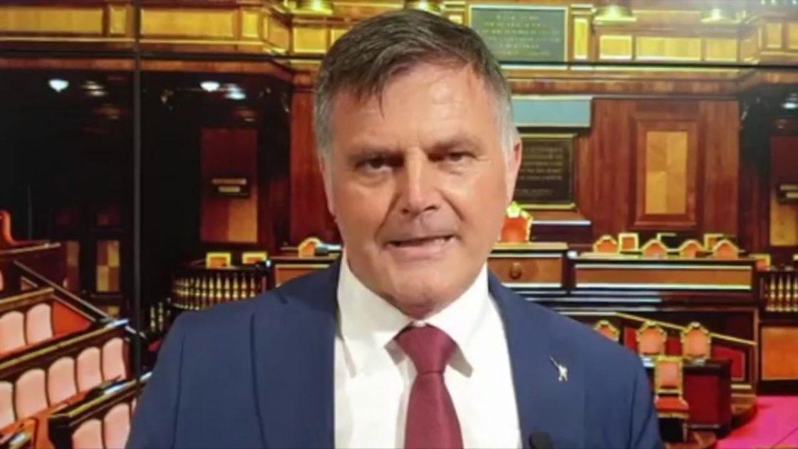 Paolo Saviane Morto Senatore Lega