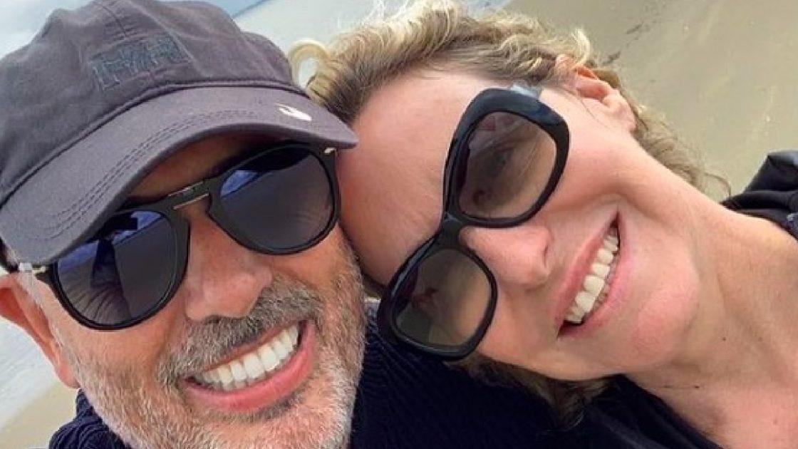 Antonella Clerici e Vittorio Garrone si sposano