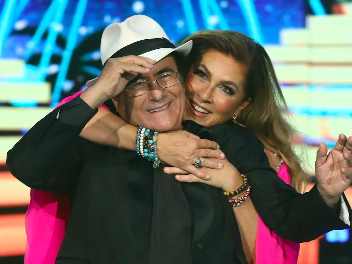 Albano Carrisi a Ballando con le Stelle