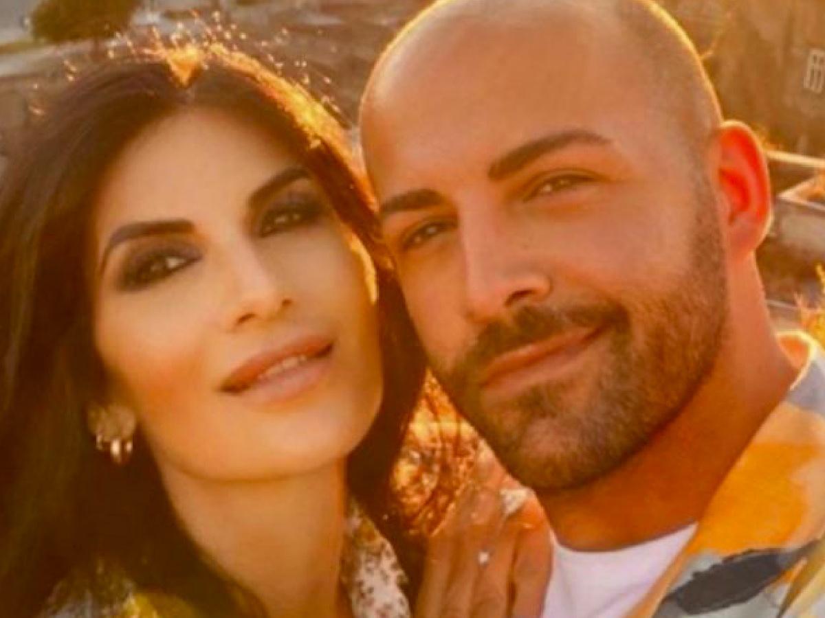 Pamela Prati, dopo gli scandali ritrova il sorriso con lui