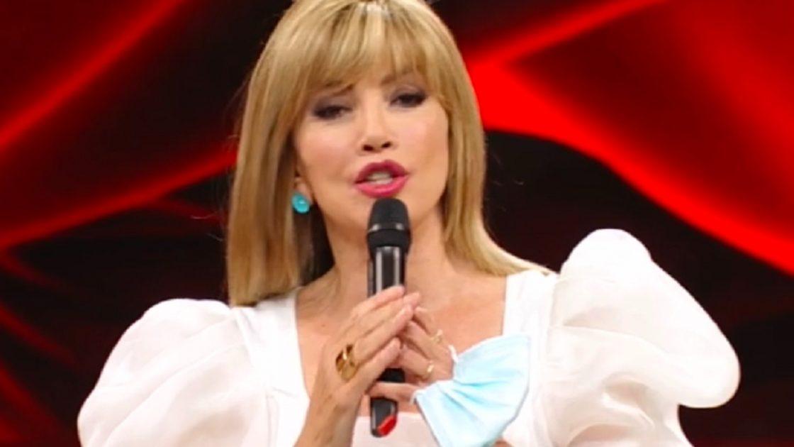 Ballando con le stelle 2021, Alessia Marcuzzi voluta da Milly Carlucci